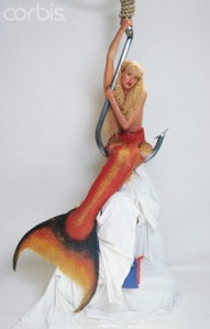 Daryl Hannah in Splash Costume